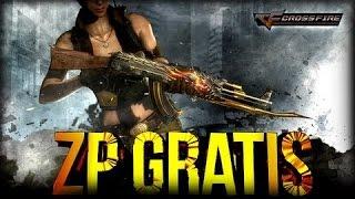 Como Ganhar ZP Gratis no Cross Fire BR\AL sem hack muito facil!!!