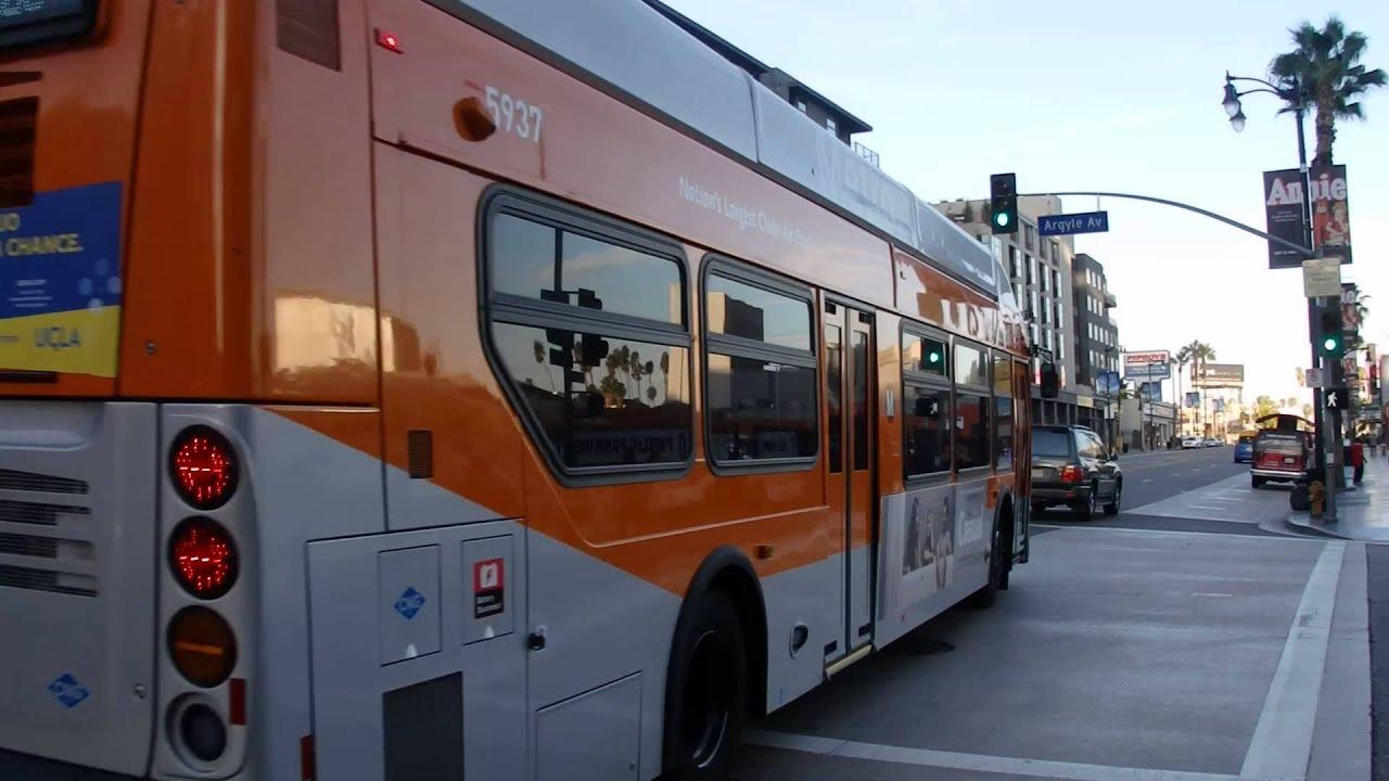 Lacmta Metro Bus 2013 14 New Flyer Industries Quot Xcelsior