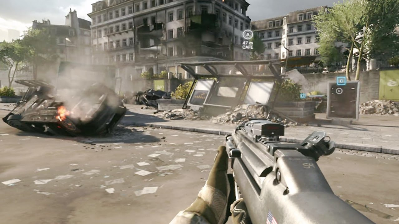 Battlefield 4 Operation Metro 2014 Gameplay Quot Bf4 Second