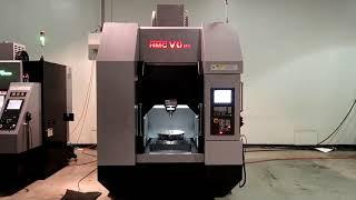 HMC-V6MG (HANSMACHINE) MILLING & GRINDING (MULTI-PROCESS)