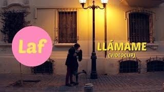 Llámame (videoclip)