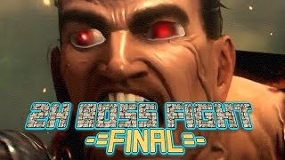 STEVEN ARMSTRONG DOWN! | Ep18 Final | Metal Gear Rising: Revengeance! PC Edition