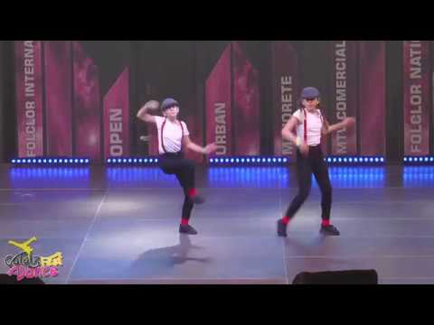 GALATZ FEST DANCE   ED VII   DUO FiveGym