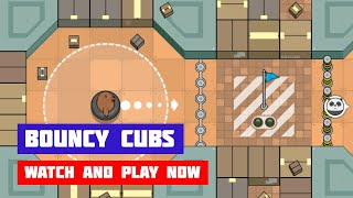 We Bare Bears: Bouncy Cubs Game (2020) · Gameplay