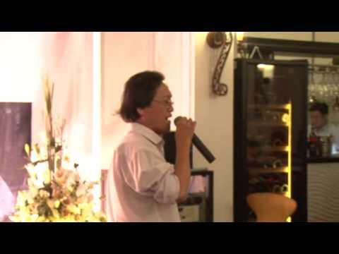 Lê Minh Quốc làm MC sinh nhật Thanh Tùng