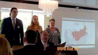 VII  Всегреческая  конференции  соотечественников 14/03/2015 Часть первая