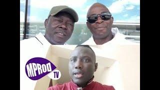 LIROU DIANE VS WOULY:MOUSTAPHA GUEYE ET ALY NDIAYE CHAMPION DU MONDE KARATE SOUTIENNENT WOULY