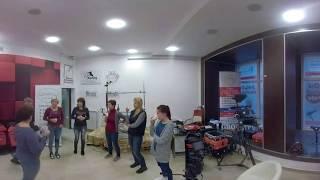 VR 360 - Irina Smirnowa, Evgeniya Kuznetsova