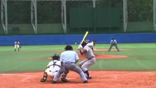 穎明館 7―5 桜美林 2011年7月22日 神宮第二球場.