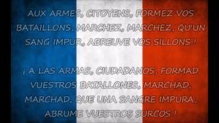Baixar Himno de Francia - LA MARSELLESA (Letra en francés y en español) | LA MARSEILLAISE