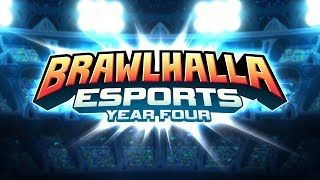 Brawlhalla Esports 2019 Announcement