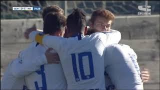 PRIMAVERA 1: Genoa - Inter 1-2