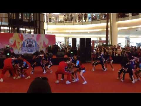 Dreams All Star (Jakarta) at Emporium Mall (cheerlea