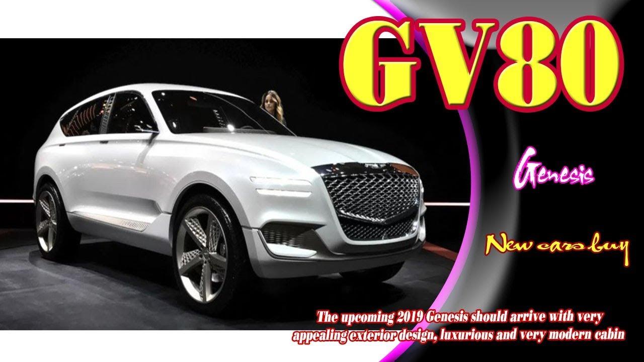 Newcars 2019genesisgv80 Genesisgv80