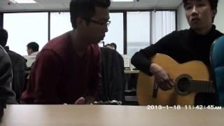 Trở Về Guitar + Cajon [Chim Lợn Band]