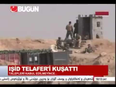 ISID Teröru 1700 Polisi Infaz Etti  Video.flv