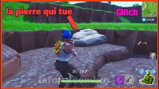 Glitch the Stone That Kills (Fortnite)
