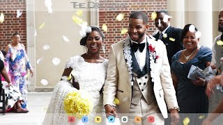 Christian and Miesha: Wedding film at The Biltmore Ballrooms, Atlanta, Ga
