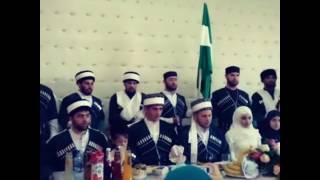 Свадьба с возраждением одеяния предков Дагестана
