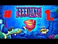 KathyRain Plays - Feeding Frenzy 1 Deluxe 2004 Pc Trial Version Gameplay Part #1.