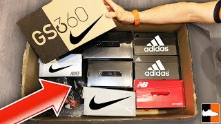 Limited Edition 📦 What's In The Box? Only 2018 Pairs! Nike & adidas Unboxing!