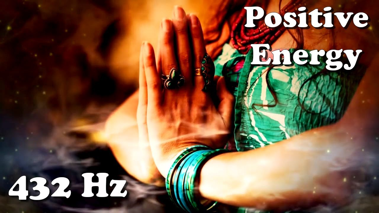 """Namaste"" From My Spirit to Your Spirit (432 Hz/1 Hour Positive Energy  Stimulation/Meditation)"