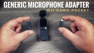 Generic Osmo Pocket Microphone Adapter | Don't Waste Your Money