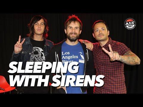 Sleeping With Sirens Talks New Album 'Gossip', Their Unusual Recording Process & Fantasy Football