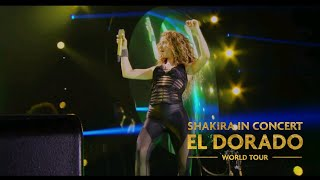 Shakira - Can't Remember to Forget You (Live In Concert El Dorado)