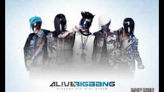 Bigbang BLUE official Instrumental