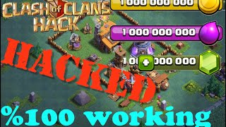 Clash Of Clans Hack 2017 Private Server {WORKING} iOS and Android  Unlimited Gems NO JAILBREAK/ROOT