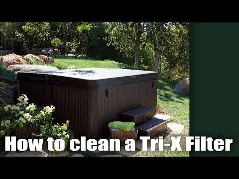 How To Clean A Tri X Filter Using A Dishwasher