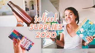 Back to School HAUL 2020!