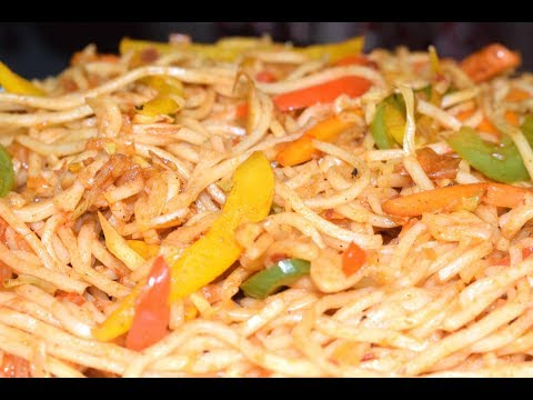 Schezwan Noodles Recipe In Malayalam Homemade Veg Schezwan Chinese