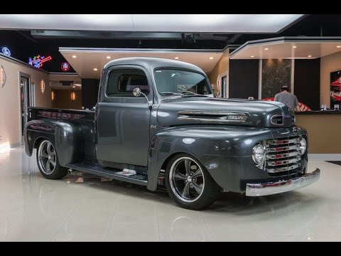 1950 ford pickup for sale youtube. Black Bedroom Furniture Sets. Home Design Ideas
