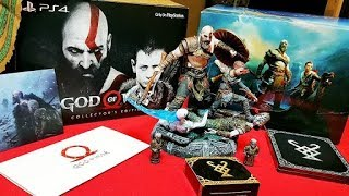 God of War 4 unboxing cassettes and review full in Hindi
