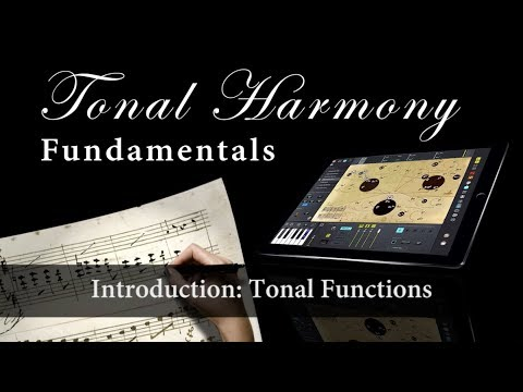 Mapping Tonal Harmony Pro  The best Play-along & Tonal