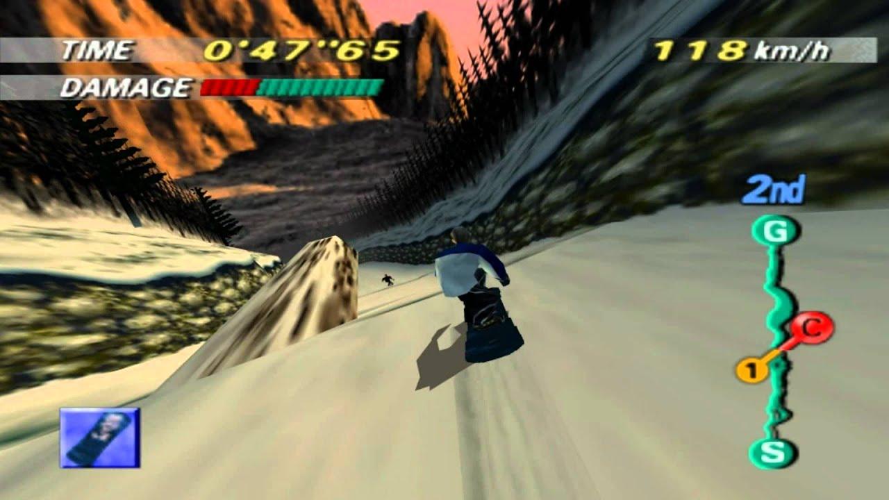Resultado de imagen para 1080º Snowboarding (N64)