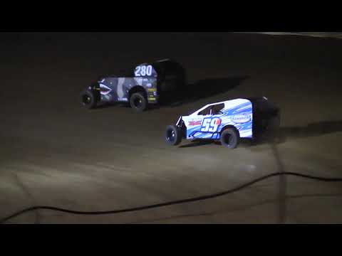 Midway Speedway 4 cylinder/Modlite/ Street Stock features 6-22-19
