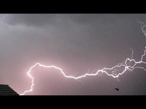 A Norfolk Thunderstorm