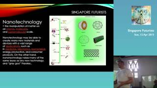 Opening Address - Singapore Futurists Meetup: Future of Health