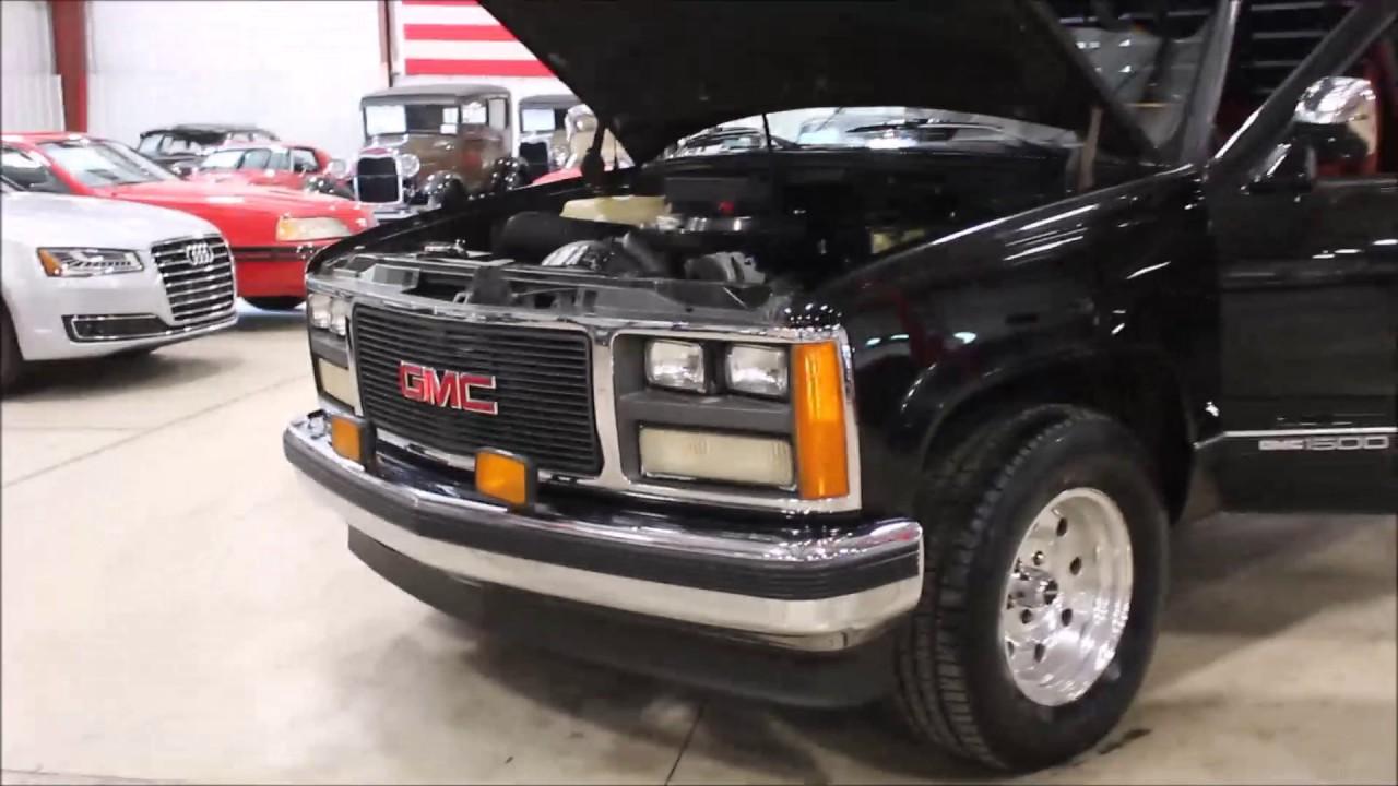 1988 gmc half ton pickup