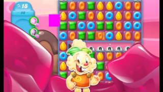 Candy Crush Jelly Saga Level 80 NEW (1st revision)