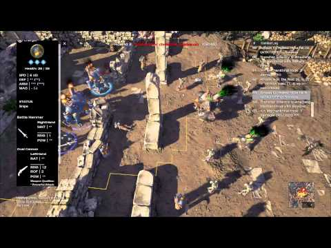Warmachine tactics 3rd recorded game