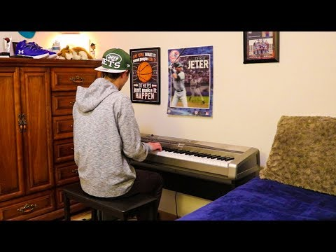Imagine Dragons - Mouth Of The River | Piano Cover