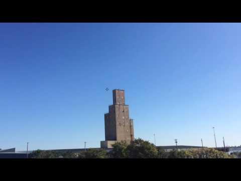 Blue Angels in Locust Point Baltimore