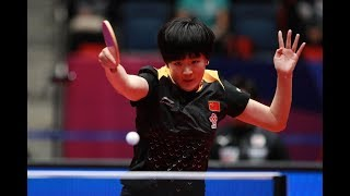 2018 ITTF World Junior Table Tennis Championships Junior Girls' Tea...