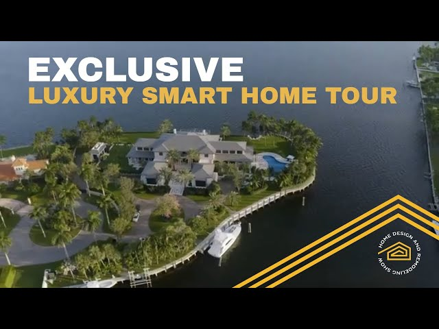 Ultimate Lifestyle through Smart Home Technology | Luxury Home Tour