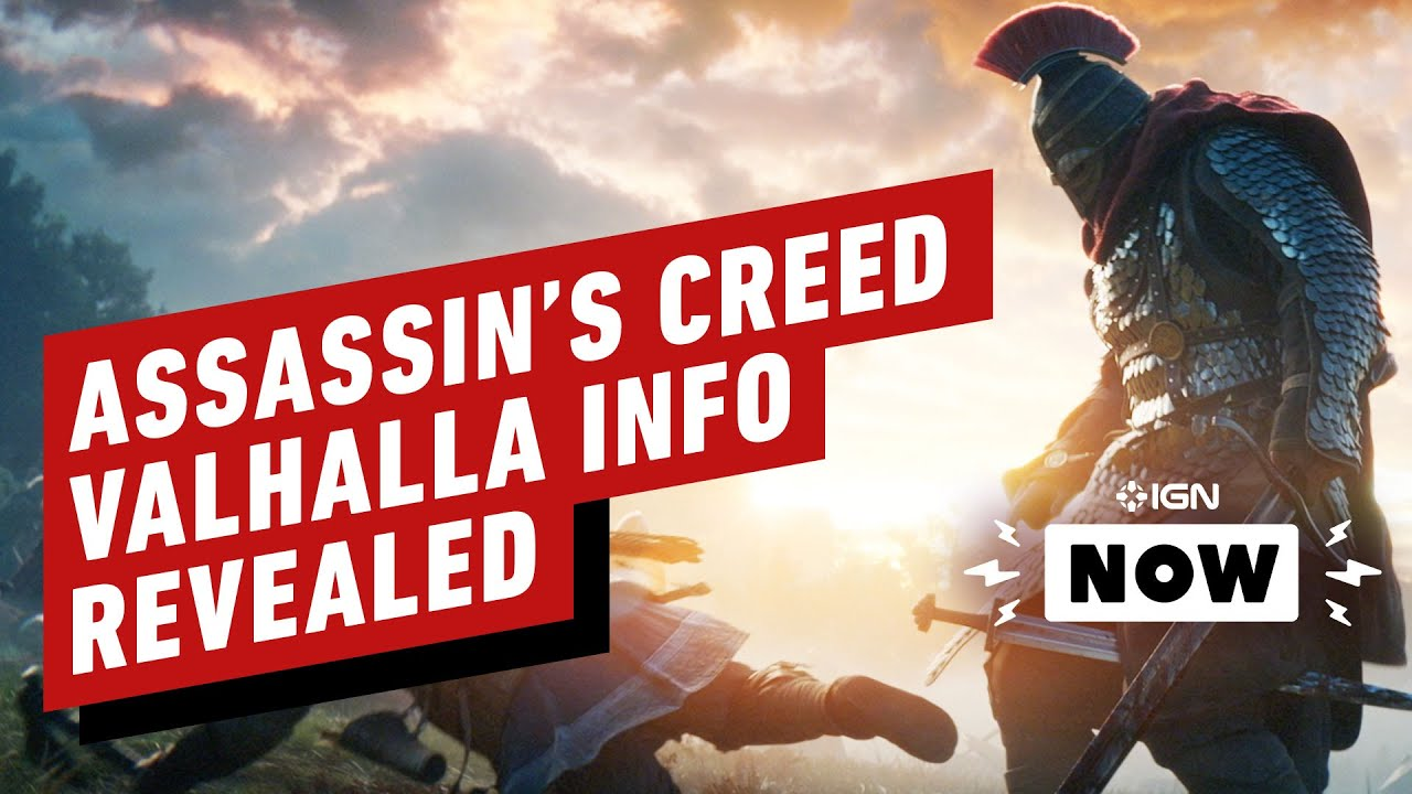 First Assassin S Creed Valhalla Gameplay Story Details Revealed
