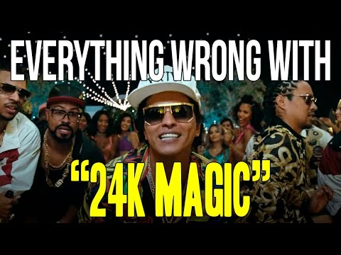 Download Everything Wrong With Bruno Mars -